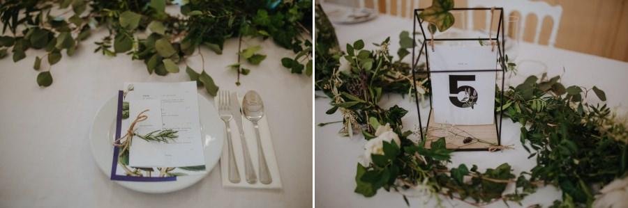 greenery na weselu