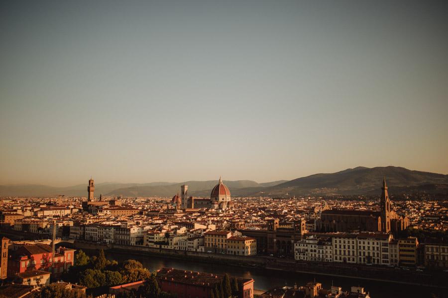 Florencja-wschod-slonca-piazzale-michaelangelo
