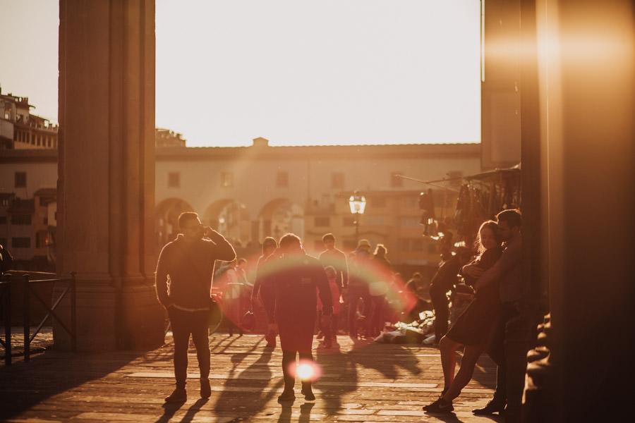 sesja-narzeczenska-Ponte-Vecchio-Florencja